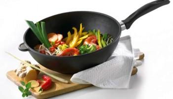 """Особенности приготовления блюд в сковороде WOK или """"Как приручить дракона"""""""
