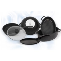 Посуда с антипригарным покрытием (57)