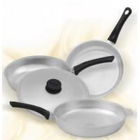 Сковороды с рифленым дном (3)